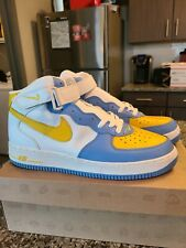 Nike Air Force 1 High Vintage 2004 Nuggets Colorway 306352 172 Mens Size 11 New