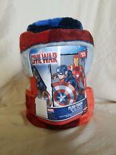 Kids Avengers Manta Polar 150x100 cm Varios
