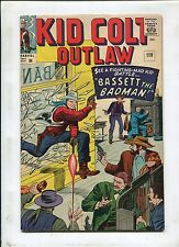 Kid Colt #119 ~ Bassett, The Badman! UK Price Variant! ~ (Grade 8.0)WH