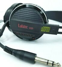 Labtec Lt125 Headphones Over Ear Vintage Untested Compact Disc Digital Audio