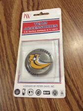 NHL BUFFALO SABRES LOGO MAGNET KW TEAM ACCESSORIES BRAND NEW