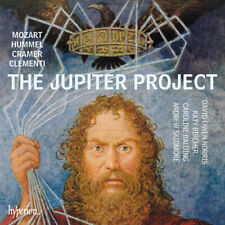 Wolfgang Amadeus Mozart : Mozart/Hummel/Cramer/Clementi: The Jupiter Project: