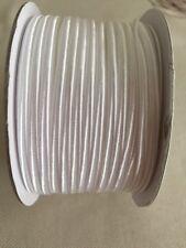 PROMO 5 metres WHITE Soutache Cord 3mm