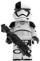 First Order Stormtrooper Star Wars Custom Lego Mini Figure Jedi Soldier Rises