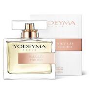 YODEYMA Profumo donna Eau de parfum Nicolas for her 100 ml equivalente