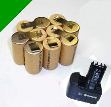 Tauschpack für Original Metabo  Akku 12 V  Impuls mit 1,5  Ah  NiCd