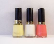 3 Revlon Nail Polish ASSORTED