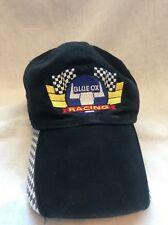 Blue Ox Racing Black NASCAR Racing Baseball Cap Hat