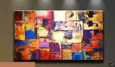 CHOP191 hude modern abstract wall art 100% handpainted oil painting  on canvas