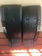 New listing Brian's Netzero 31+1 Brians Intermediate Hockey Leg Pads