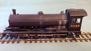 LNER Q6 0-8-0 Loco only, no tender. (EM Gauge)