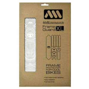 ALL MOUNTAIN STYLE Honeycomb XL Standard Frame Guard for Bicycle