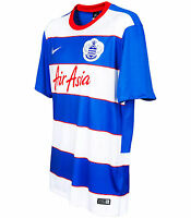 Queens Park Rangers FC Football Shirt  (L) Adult Home  S/S  QPR Soccer Jersey