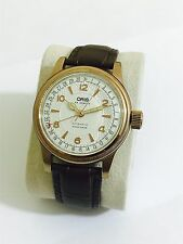 Oris Pointer Automatic 25 Jewels Big Crown Swiss Made Excellent Condition Watch