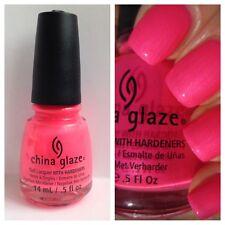 China Glaze 2015 Summer Nail Polish Collection BRIGHTS, LIGHTS AND NEONS!!
