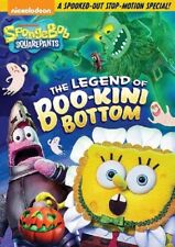 SpongeBob SquarePants The Legend Of Boo-Kini Bottom Boo Kini New Region 1 DVD