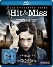 HIT & MISS - The Complete TV Series - Blu Ray Disc -