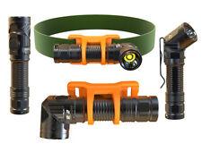 ROFIS R2 700LM Flashlight USB LED Headlight EDC Headlamp Outdoor Torch + Battery