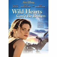WILD HEARTS CAN'T BE BROKEN (NEW DVD)