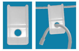 Coat Hanger Pegs (8) - UV Resistant - Coathanger Pegs, Drip Dry Clips, Holey Peg