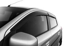 2014 Mitsubishi Mirage Window Visors-set of 4