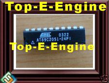5pcs ATMEL 89C2051 Microcontroller AT89C2051 NEW-U48