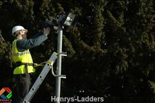 The Ladder Safety Belt - Ladder Safety Harness. Lanyard for Ladders to BS358