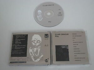 Clair Obscur / Play. (VISO-UFO018/AV002CD) CD Álbum