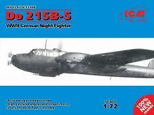ICM 1/72 Do 215B-5 WWII German Night Fighter # 72306