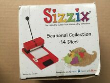 Dizzix Seasonal Collection 14 Dies 38-0714 A Year of Memories 2003