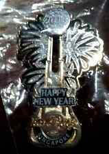 Hard Rock Cafe 2013 Happy New Year PIN Singapore PIN Limited