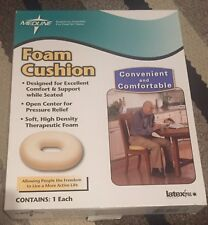 Medline Brand Foam Ring Cushion Pressure Relief Donut Latex Free