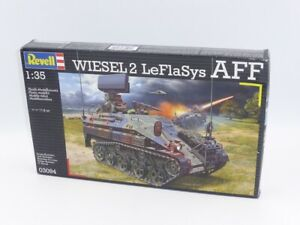 Revell 03094 Wiesel 2 LeFlaSys AFF Plastic 1:35 Scale kit