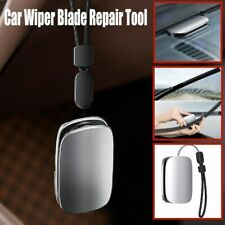 1x Car Windshield Strip Blade Trimmer Repair Tool Rain Wing Polish Cutter Flat