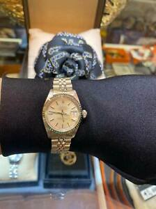 Rolex Ladies Oyster Perpetual Datejust 26mm Ref. 6917