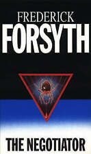 The Negotiator by Frederick Forsyth (Paperback 1990 )