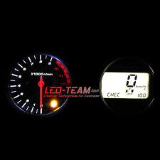 Suzuki GSF BANDIT 650/1250 BJ 05-17 Motorrad Tacho Umbau LED Set WEISS LED-Team