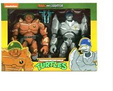 New ListingNeca Traag and Granitor 2-Pack Teenage Mutant Ninja Turtles Target Exclusive