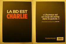 NEUF / La BD est CHARLIE Livre Recueil dessins Hommage CHARLIE HEBDO