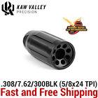 Kaw Valley Precision 3087.62300blk Linear Compcompensator 58x24 Tpi -black
