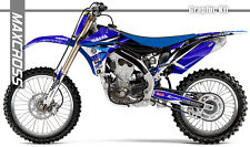 YAMAHA YZ450F 2010 2011 2012 2013 MAXCROSS GRAPHICS KIT DECALS STICKERS A2 KIT