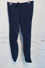 Louis Garneau Stockholm Tights No Chamios Men's Medium Dark Knight Retail $79.95