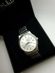 OMEGA SEAMASTER CAL -1012 AUTOMATIC MEN WATCH