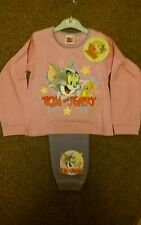 official tom and jerry pyjamas age 2-3 years