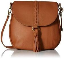 NWT Lucky Brand Ali Flap Cross Body, Tobacco, MSRP: $188.00, Adjustable Strap