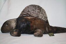 "Russ Berrie Plush Dinosaur DIMITRI DIMETRODON Earth Zone Large 16"" Vintage 1996"