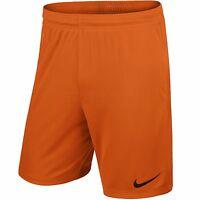 Nike Mens Shorts Football Training Gym Sport Dri Fit Park Size S M L XL XXL