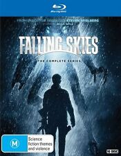Falling Skies : Season 1 2 3 4 5, 1-5 (Blu-ray, 2016, 10-Disc Set) NEW SEALED