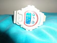 mens CASIO G Shock DW-6900SN white watch L@@K!