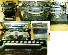 Macchina da scrivere REMINGTON n°7 - OLD Typewriters